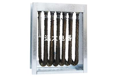 翅片式輔助電加熱器
