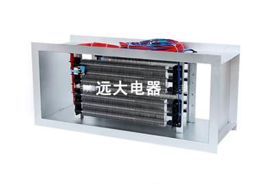 江蘇PTC式輔助電加熱器