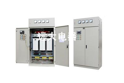 江蘇3乘55kw全變頻器控制柜(abb變頻器)