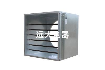江蘇翅片式輔助加熱器